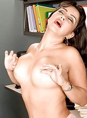 Uber-sexy Secretary