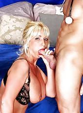 Stud fucks Christy Lee raw