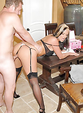 Pheonix has the hottest milf ass youd ever see and its all here in these amazing pics