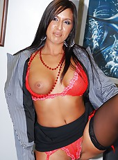 Super hot big tits office babe ceo is caught masterbating in the office by the maiol clerk then her hot box pounded agaist the desk in these hot office fucking pics