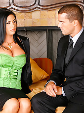 Amazing big tits babe mason fucks her employee in the office in these super hot banging office fucking pics all for a raise