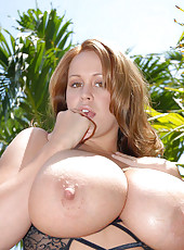 Super natural titties cum watch these hotties with mega titties get fucked
