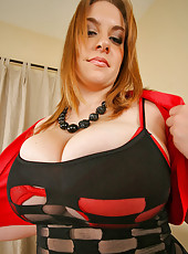 Chk out kalis amazing 36ddd tittys in these amazing titty fucking fun
