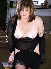 At 53 years old Ruby still has a fantastic body and proves it