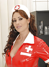 Patient Cared For By Naughty Nurses