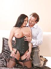 Martina - Hardcore big tit fucking!
