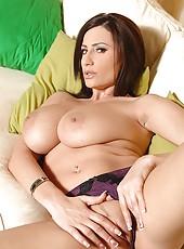 Hot Sensual Jane shows her big tits
