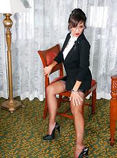 Milf in Stockings
