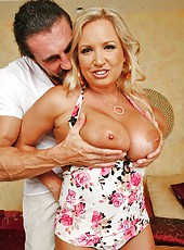 Check out these hot 36ddd breats bouce as she gets fucked hard in these amazing big tits pics and movie