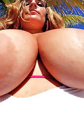 Amazing hot fucking big tits hot ass lacie rivers gets picked up at the park then nailed hard in these hot big tits fucking cumfaced pics