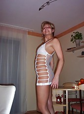 Picture collection of a sultry amateur MILF