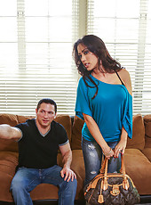Sexy MILF Capri Cavanni has hot sex with her sugar daddy.