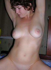 Amateur sultry and sexy housewives