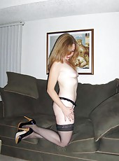 Gallery of naughty amateur kinky housewives