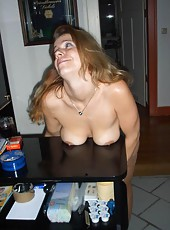 Collection of sultry amateur housewives