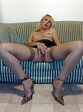 Amateur gorgeous MILFs too hot for you