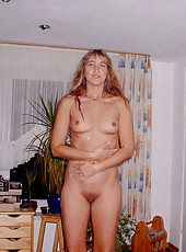Kinky horny wife got jizzed on