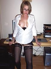 Kinky MILFs in sexy poses