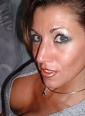 Naughty MILF being a tease