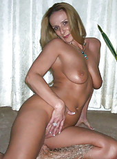 Wives posing nude