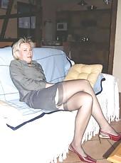 Russian wife Chantal naked