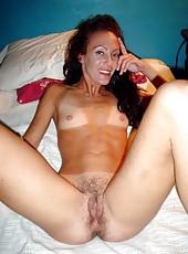 Orgasm creamy when wet
