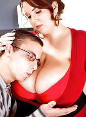 Even Geeks Deserve Huge-Titted Women