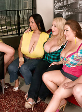 The Incredible All-girl Orgy