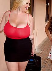 Renee Ross Takes Sophia Sutra