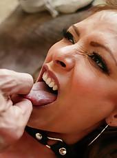 Milf with huge titties get fucked hardcore!