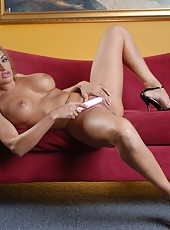 Wow, my first scene for my new site, how exciting. I stayed up