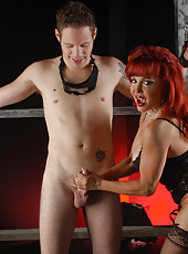 This is scene number 3 off my new DVD, Fifty Shades of Vanessa,