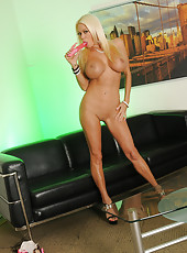 Here is another exclusive photo set done by my producer, just