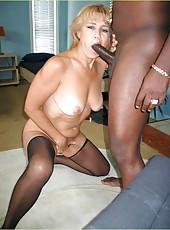 Interracial Milf