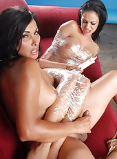 Saran Wrapped By Vaniity 02