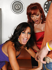 This is a great exclusive set I filmed with Tara Holiday and