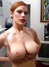 Hot Mature Secretary