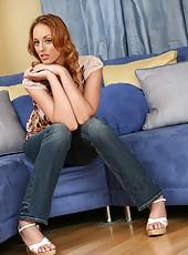 Cock Crazy Milf Lauren Vaughn Sucks And Fucks To Facial