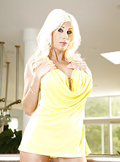Puma Swede Is In Heaven With Pussy Filled Deep With Cock