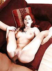 Firecracker Trisha Oaks Stretches Pussy On Huge Cock