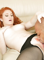 Lucy Fire Pounded Deep In Her Hot Wet Twat
