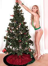 Veneras Xmas Ornaments