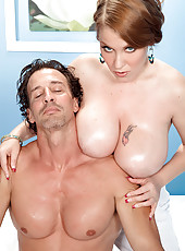 Creampie The Busty Masseuse