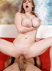 Christy Vs. Monster Cock
