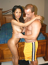 Sexy asian born with some big natural mammys