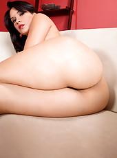 Ass-fucked Señorita