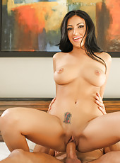Amber Cox works overtime in the bedroom