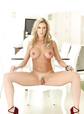 Brandi Love washes up to get dirty again