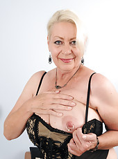 At 60 years old Angelique