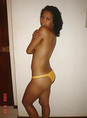 Picture gallery of two kinky amateur black girlfriends